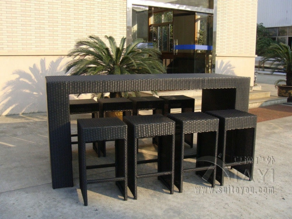 Cheap Outdoor Swivel Bar Stools