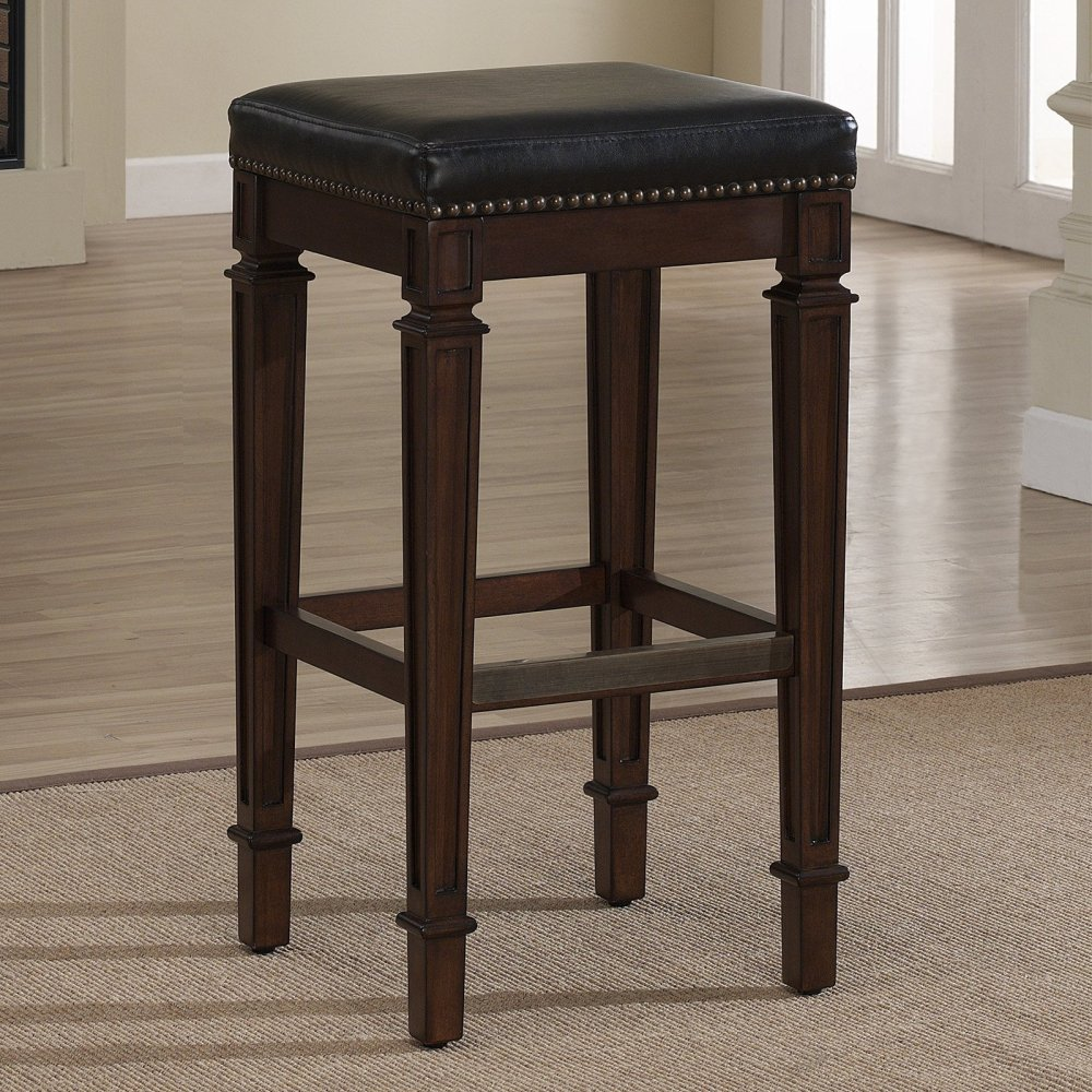 Cherry Bar Stools Counter Height