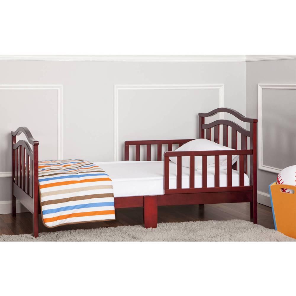 Cherry Toddler Bed Walmart