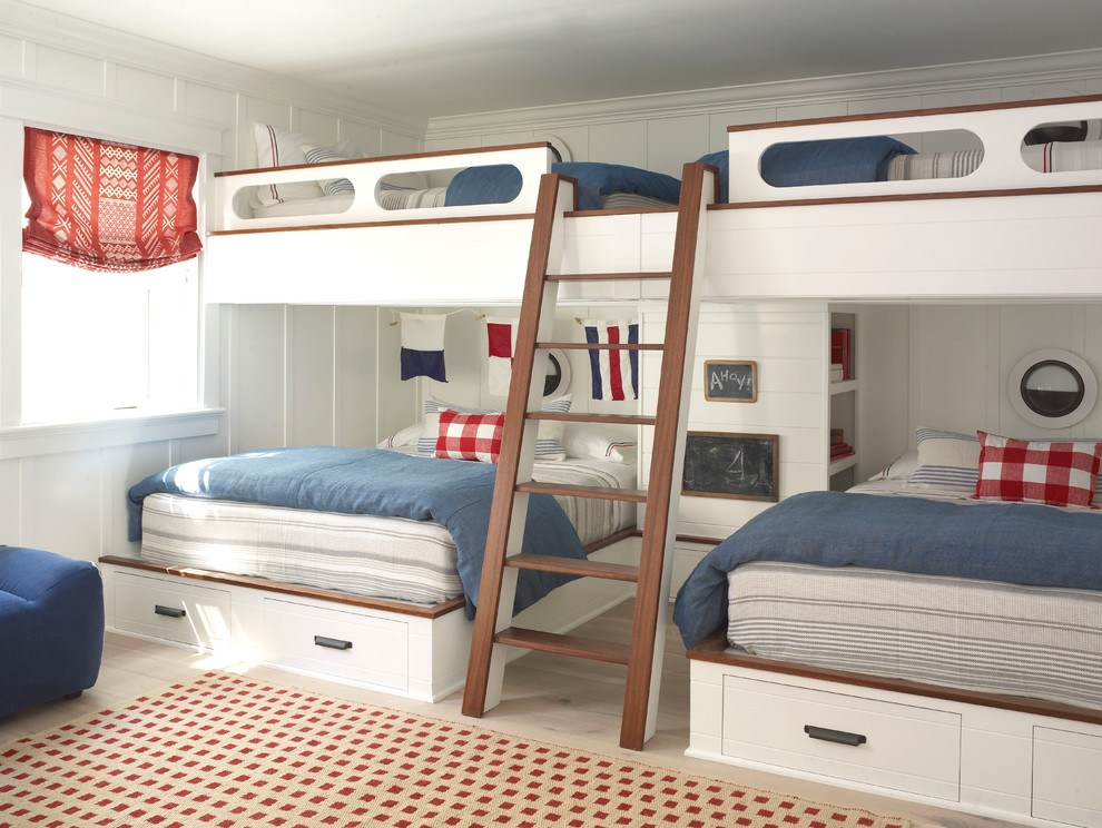 Children's Bunk Bed Plans