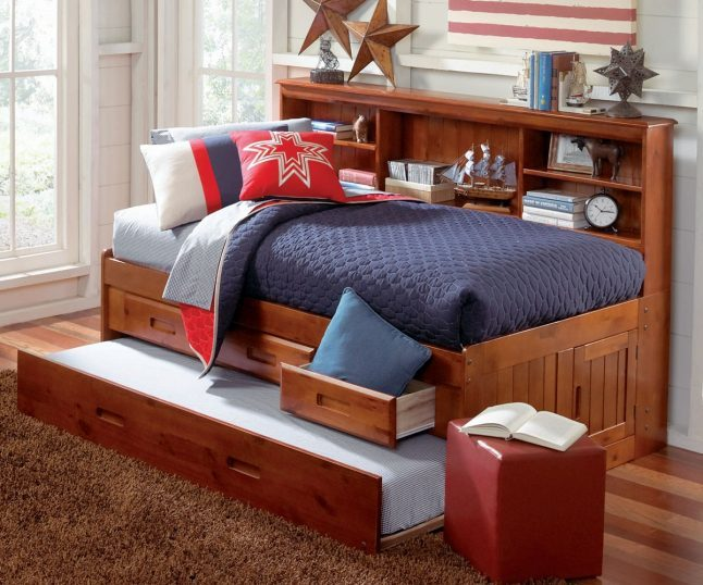 Children's Daybeds With Storage
