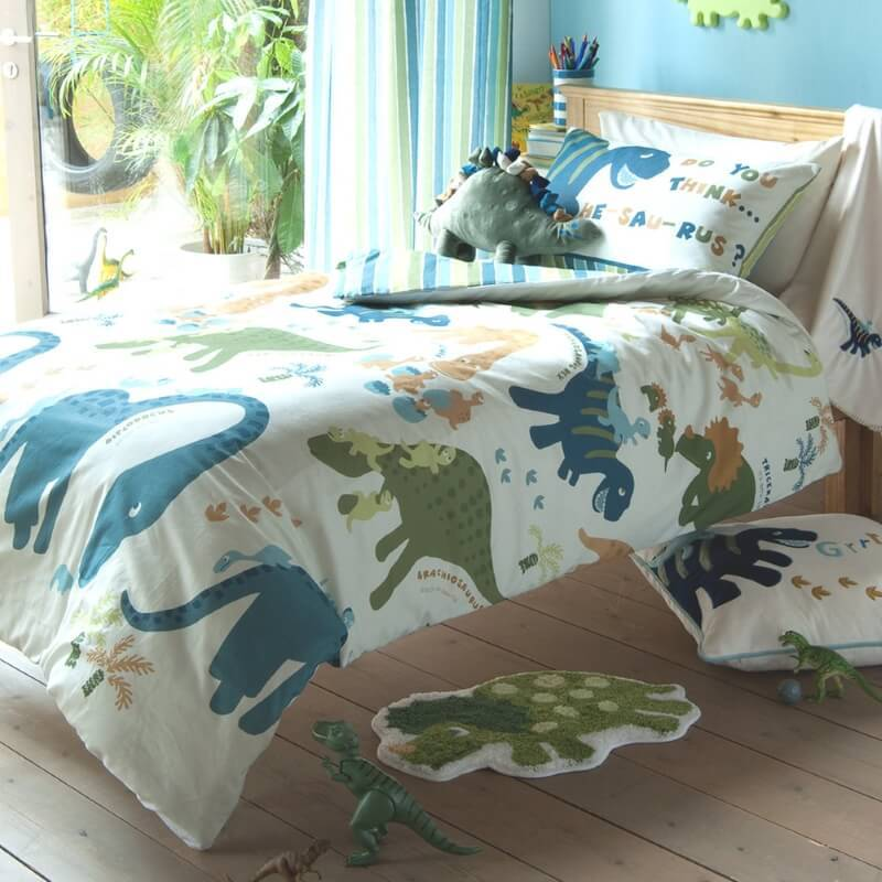 Children's Dinosaur Bedding
