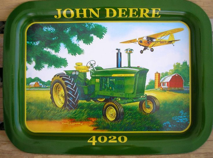 Children's John Deere Bedding