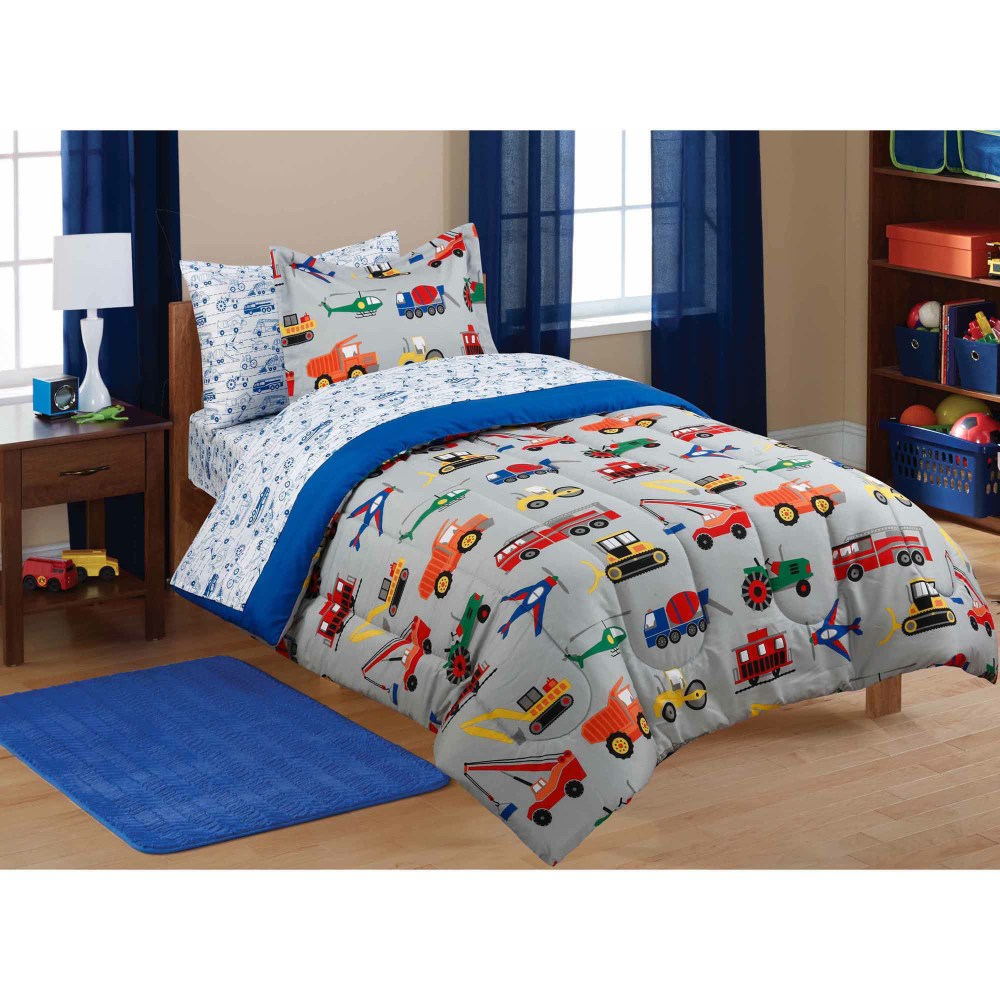 Childrens Tractor Bedding