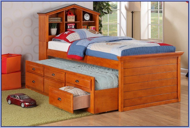 Childrens Trundle Beds Uk