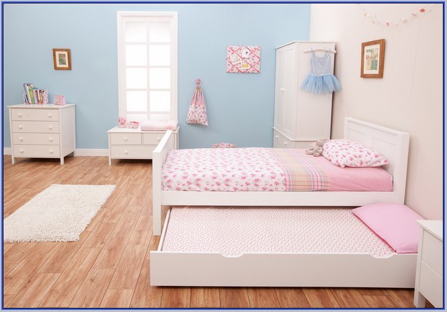 Childrens Trundle Beds With Storage