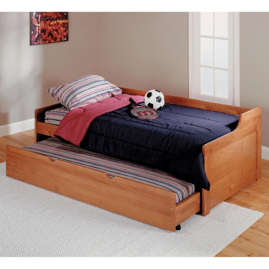 Childrens Twin Beds Trundle