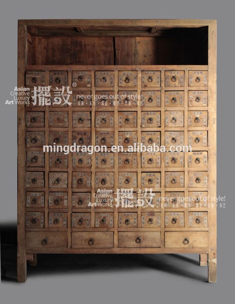 Chinese Medicine Cabinet Furniture