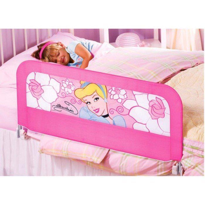 Cinderella Toddler Bed Rail