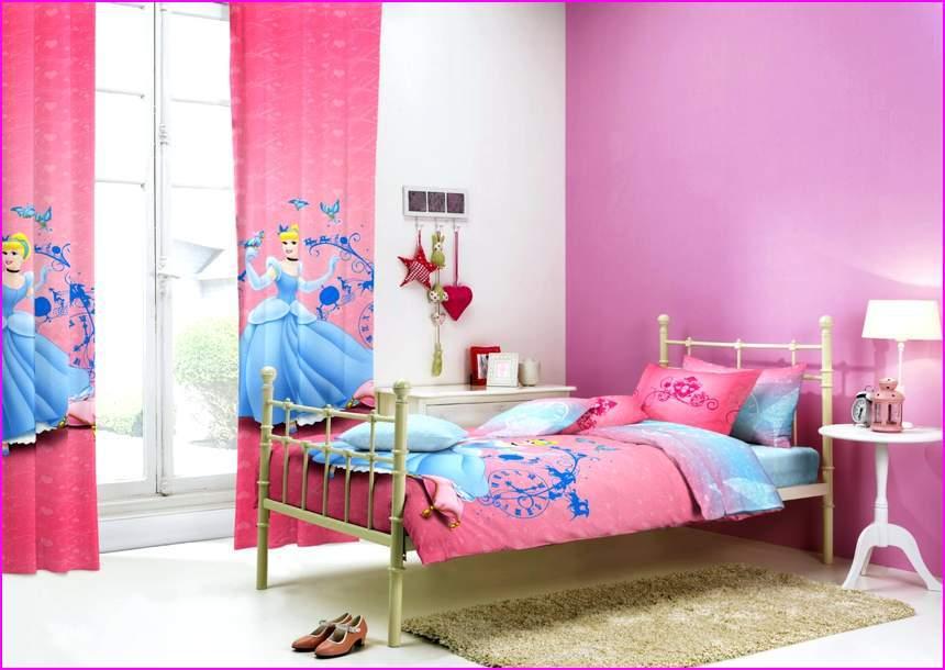 Cinderella Toddler Bed Set