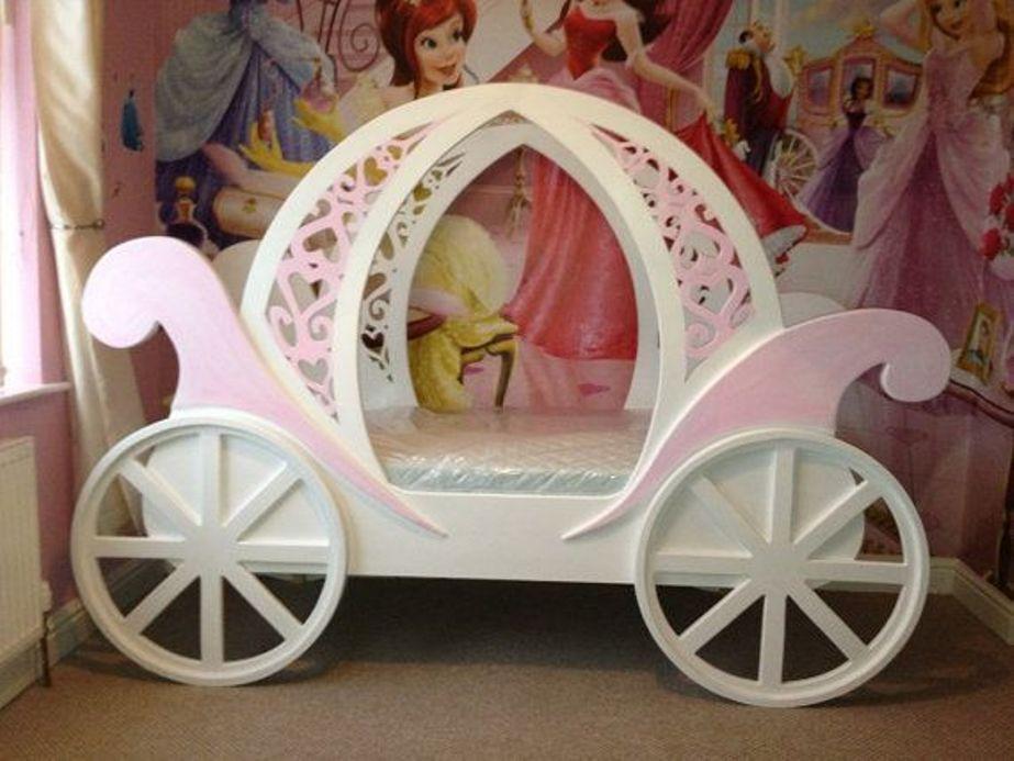 Cinderella Toddler Bed