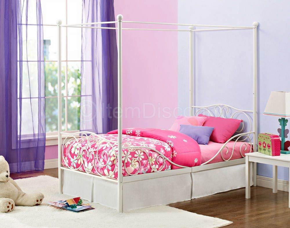 Cinderella Toddler Canopy Bed
