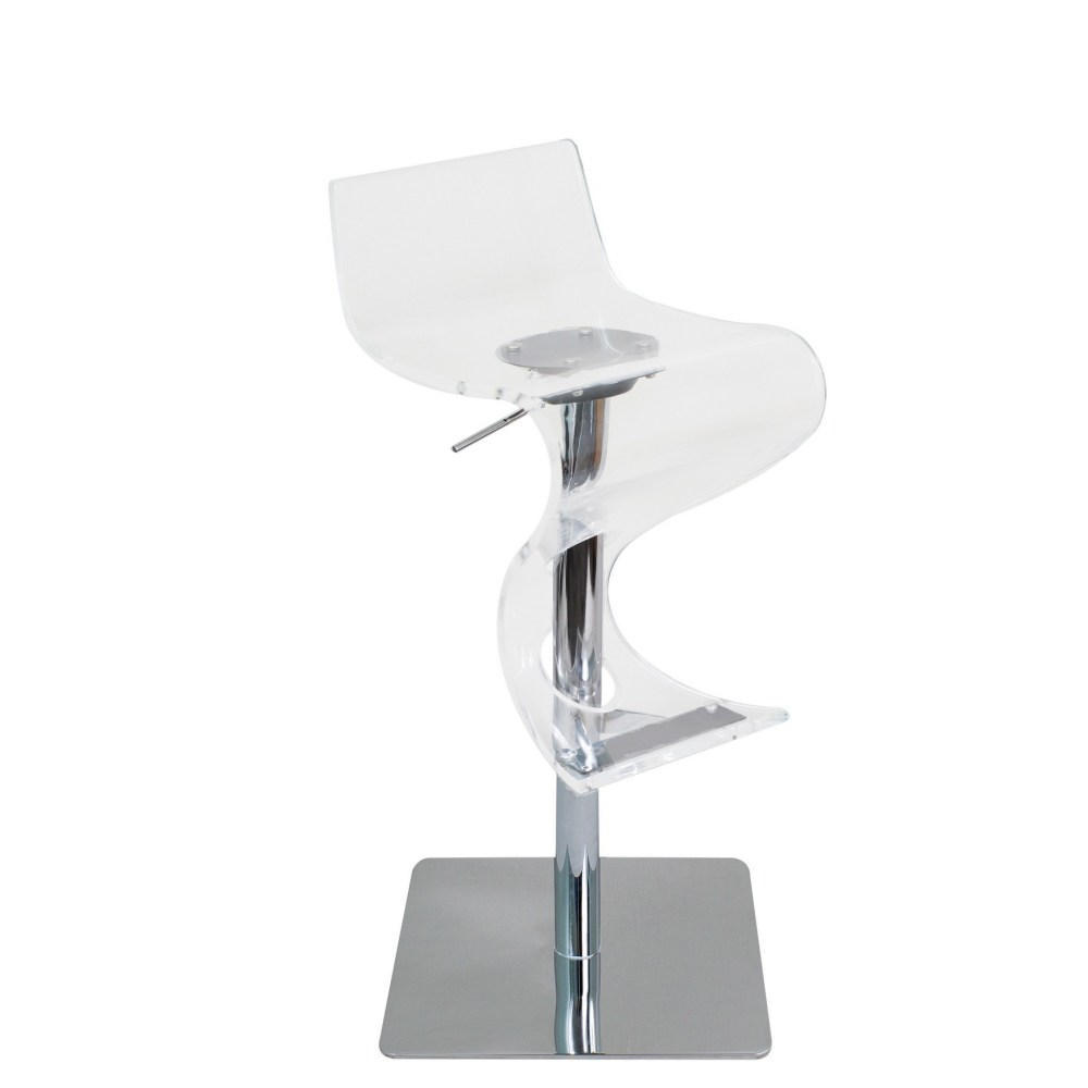 Clear Acrylic Bar Stools Manufacturers