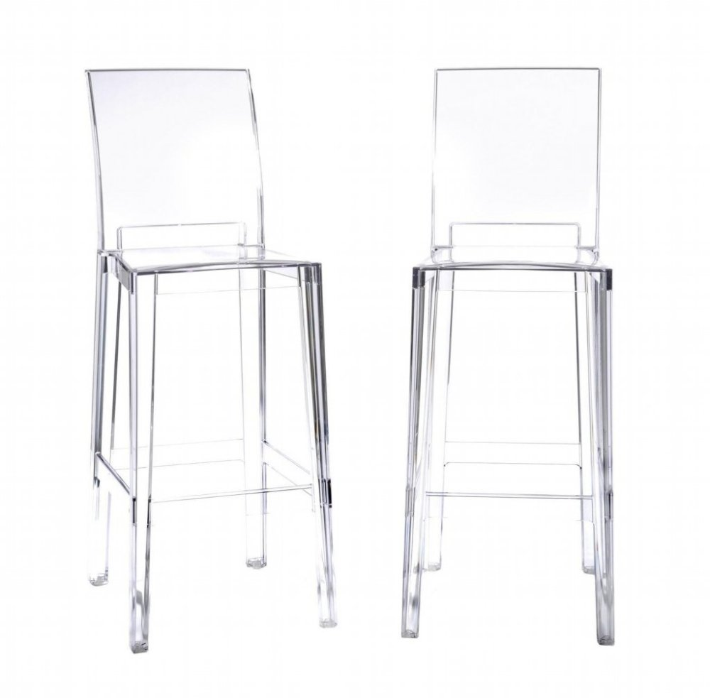 Clear Bar Stools Perth