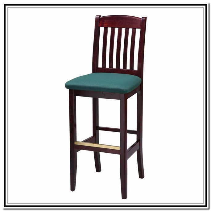 Commercial Bar Stools Swivel With Back
