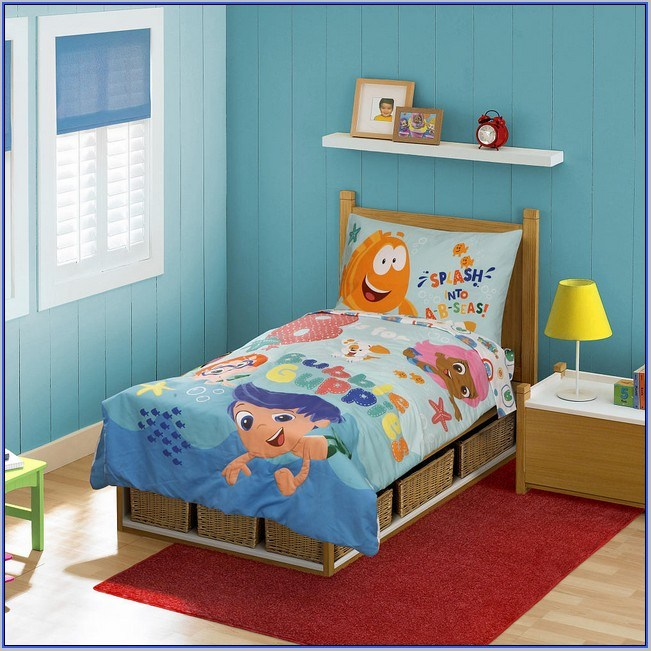 Construction Toddler Bedding Canada