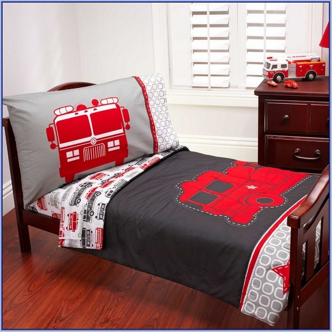 Construction Toddler Bedding Sets
