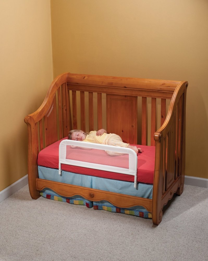 Convertible Toddler Bed Rail
