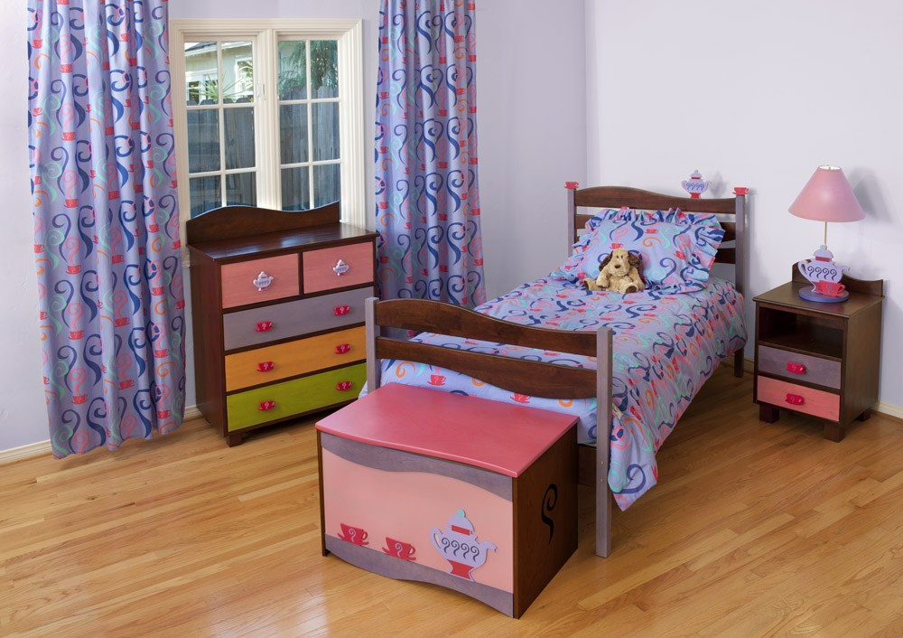 Cool Toddler Bedroom Furniture