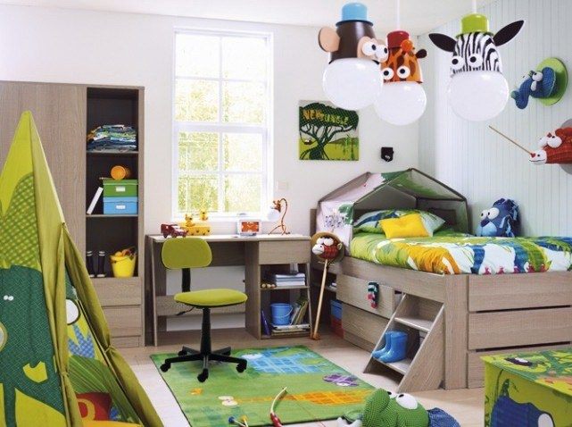 Cool Toddler Bedroom Ideas