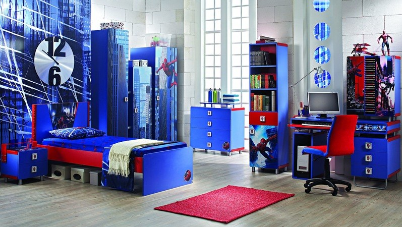 Cool Toddler Bedrooms