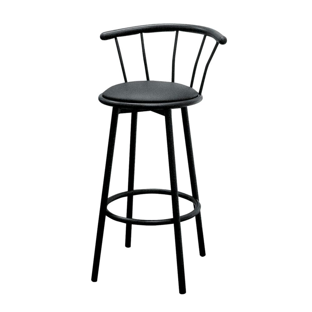 Copper Swivel Bar Stools
