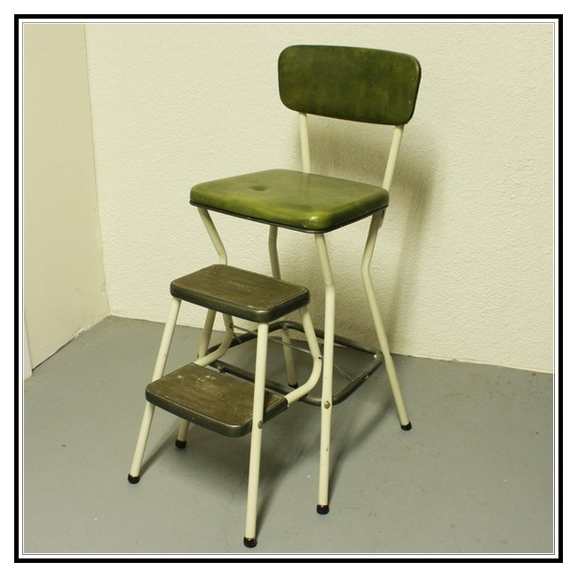 Cosco Retro Bar Stool