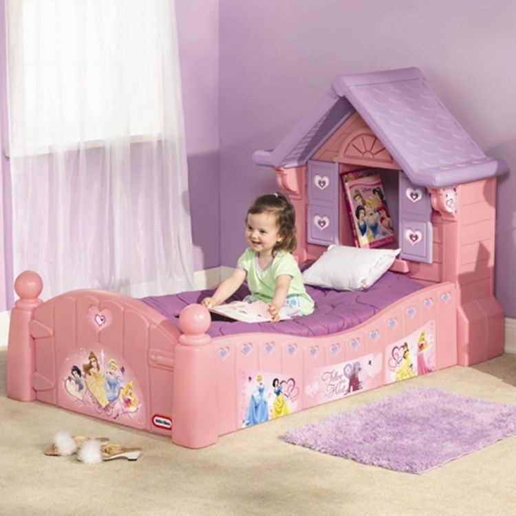 Cottage House Toddler Bed