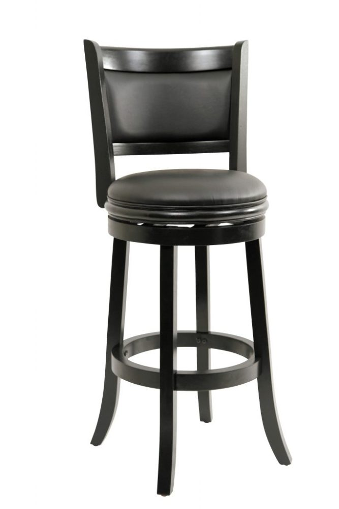 Counter Height Red Metal Bar Stools