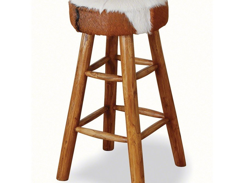 Cowhide Bar Stools Uk