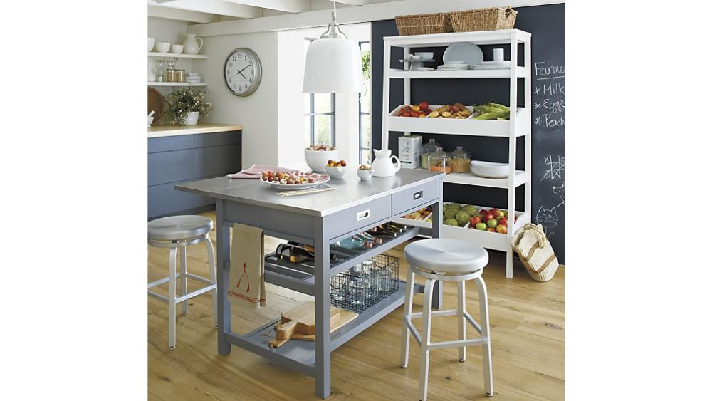 Crate And Barrel Spin Bar Stools