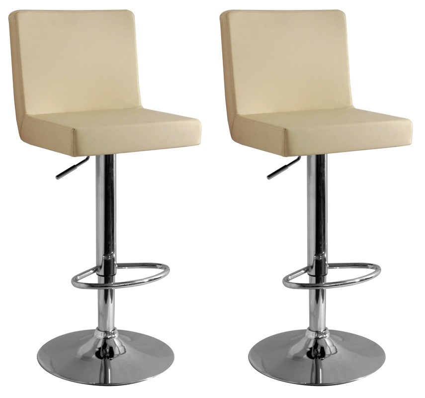 Cream Bar Stools