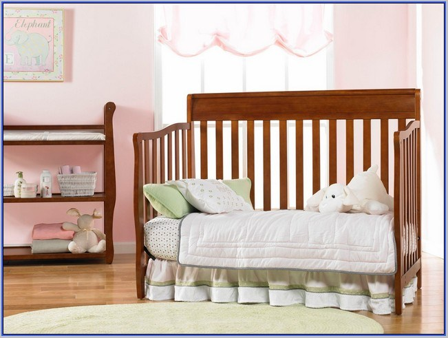 Crib Conversion To Toddler Bed