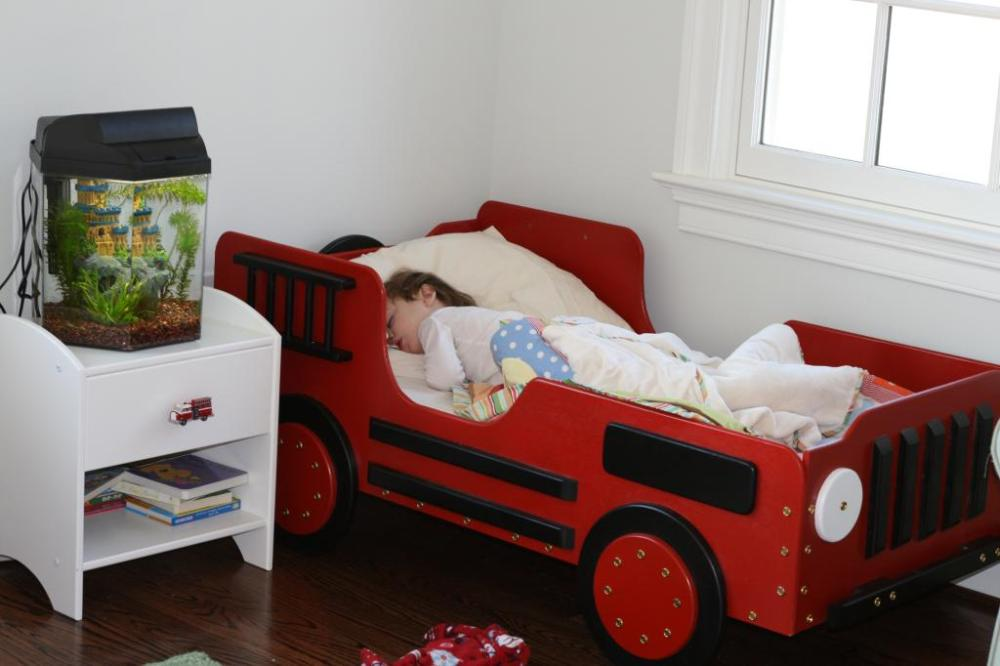 Crib Into Toddler Loft Bed