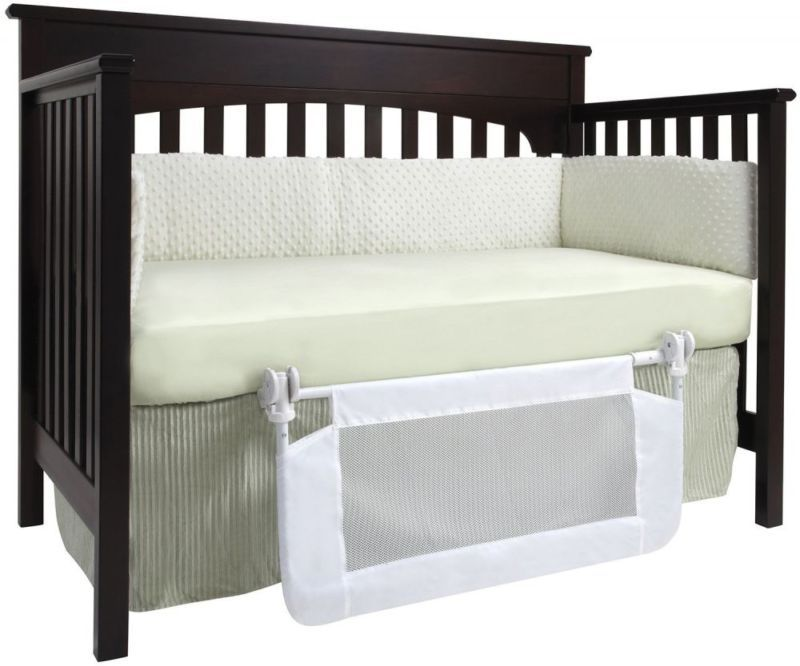 Crib Rail For Toddler Bed