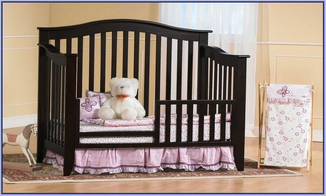 Crib That Converts To Toddler Bed