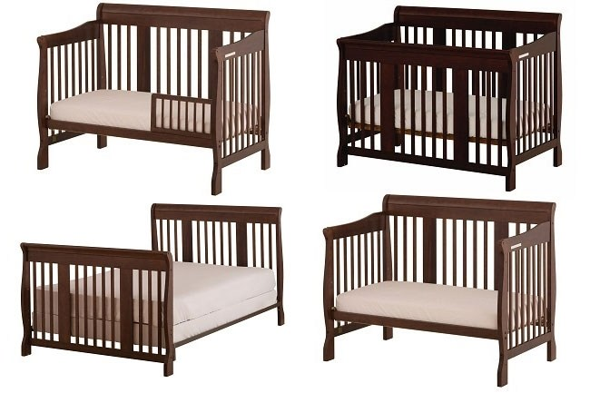 Crib To Toddler Bed To Full Bed