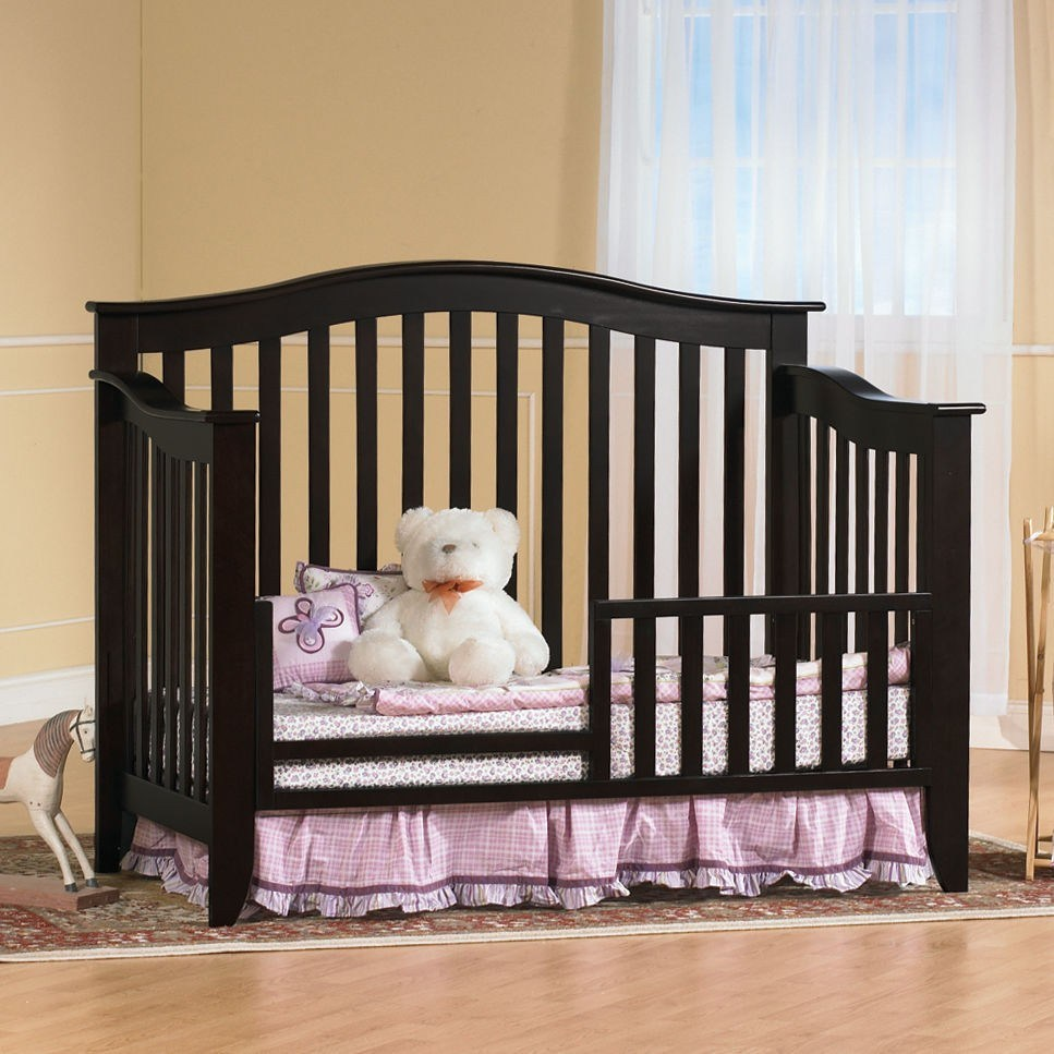 Crib Toddler Bed Conversion