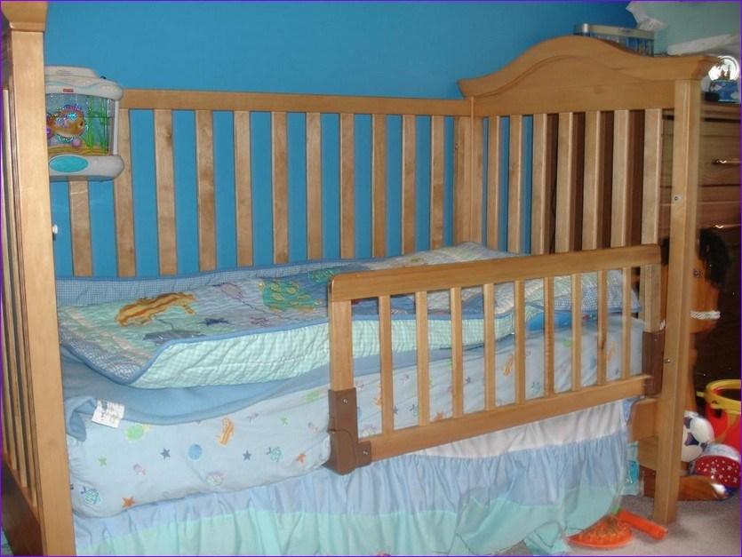 Crib Toddler Bed Rail