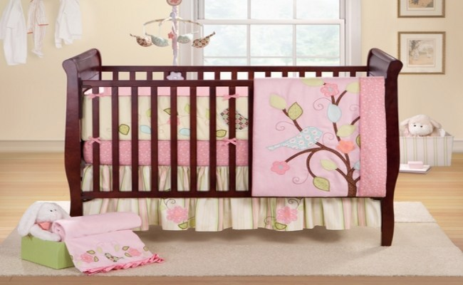 Crib Turned Into Toddler Bed