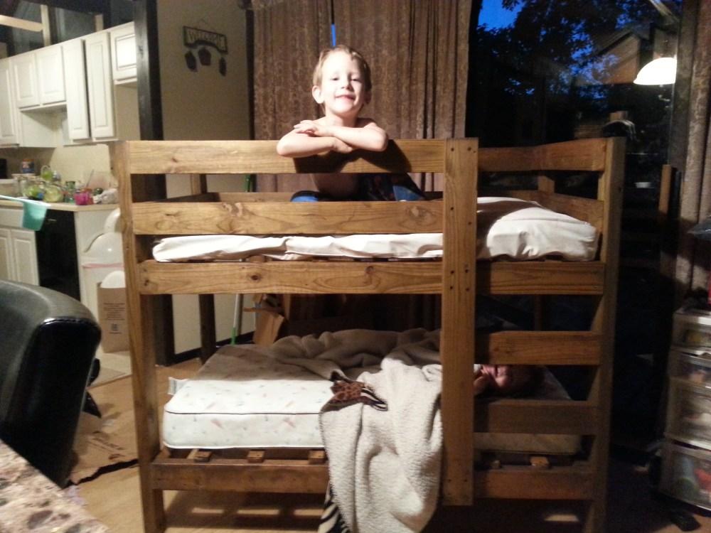 Cute Toddler Bunk Beds