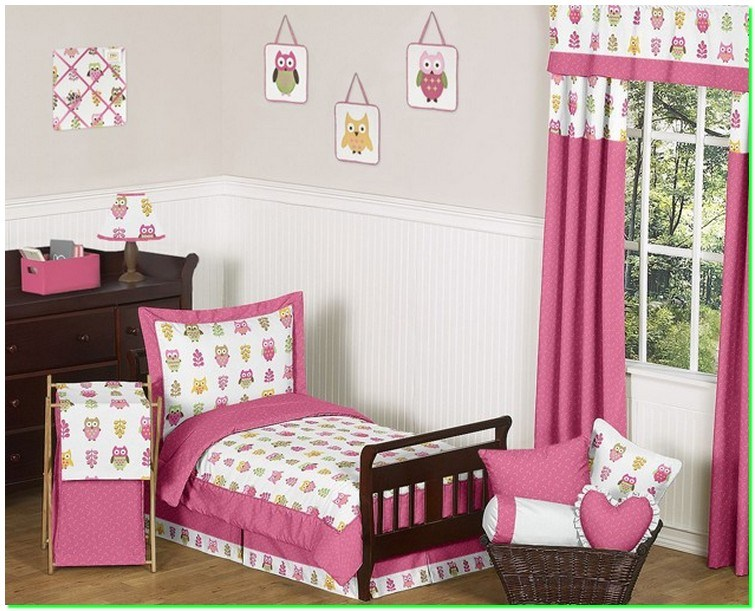 Cute Toddler Girl Bedding Sets