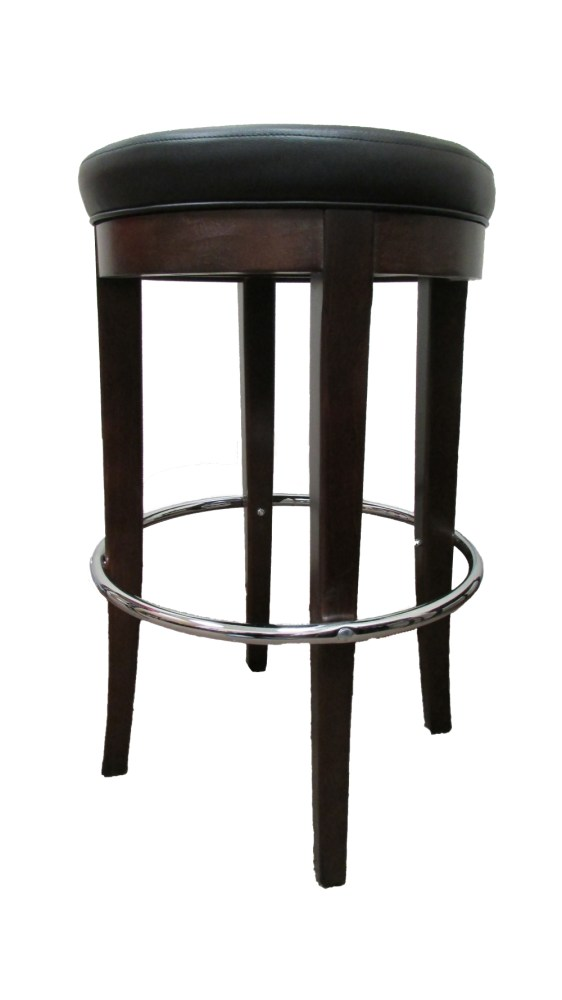 Dark Brown Bar Stools