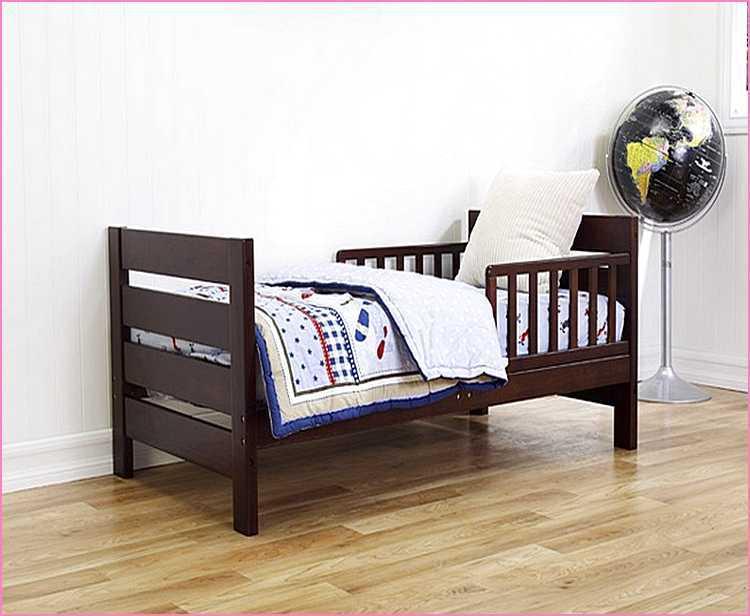 Davinci Modena Toddler Bed Ebony