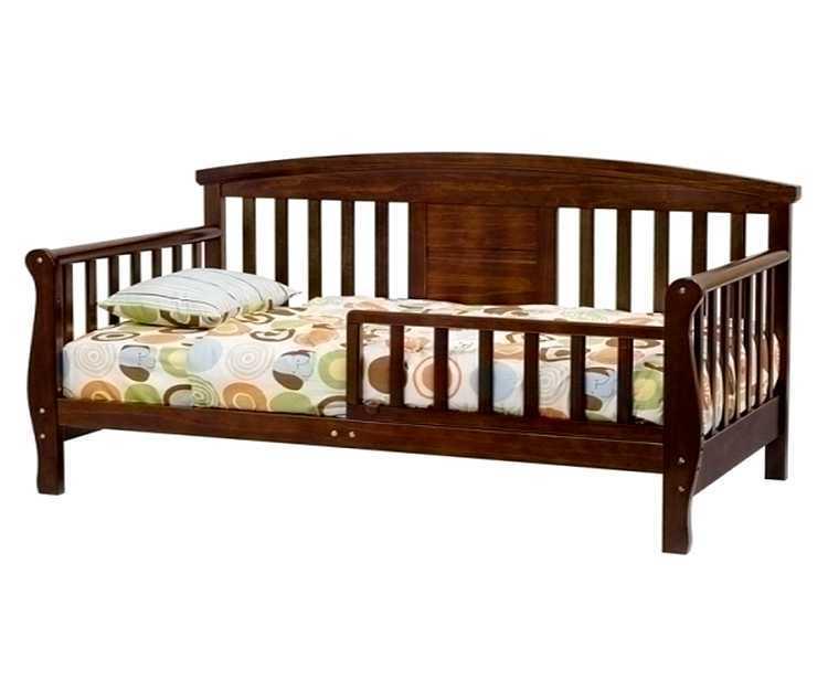 Davinci Modena Toddler Bed Espresso