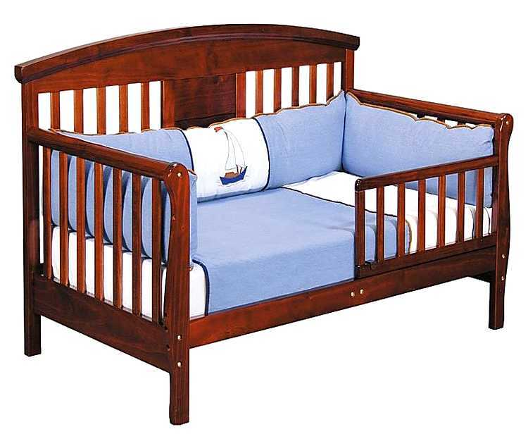 Davinci Modena Toddler Bed With Drawer
