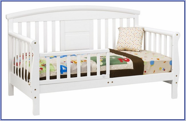Davinci Sleigh Toddler Bed Espresso