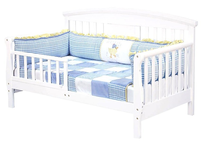 Davinci Toddler Bed Elizabeth Ii