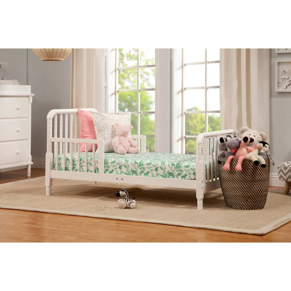 Davinci Toddler Bed White