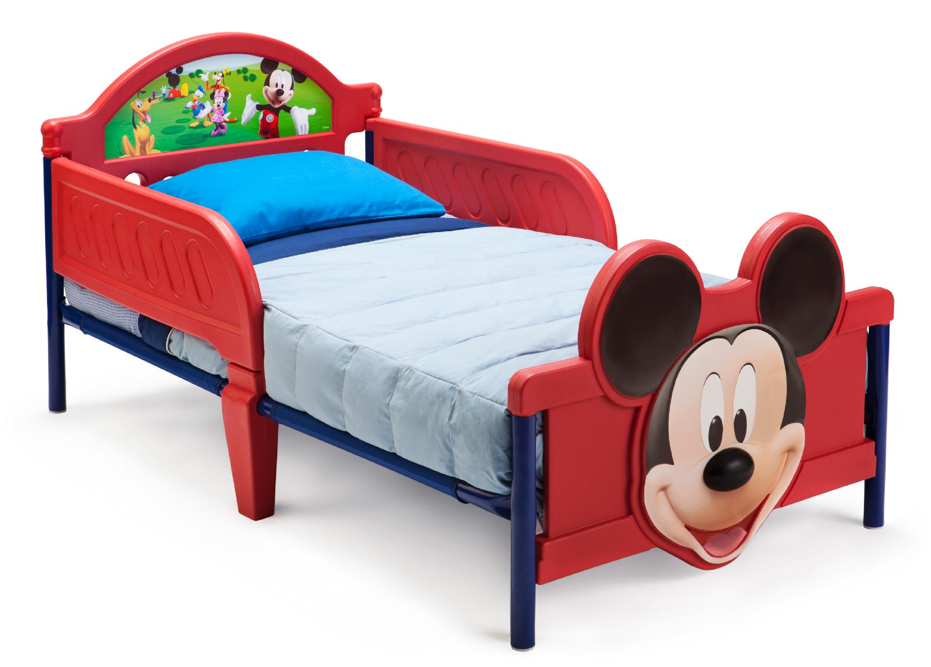 Delta Minnie Mouse 3d Toddler Bed